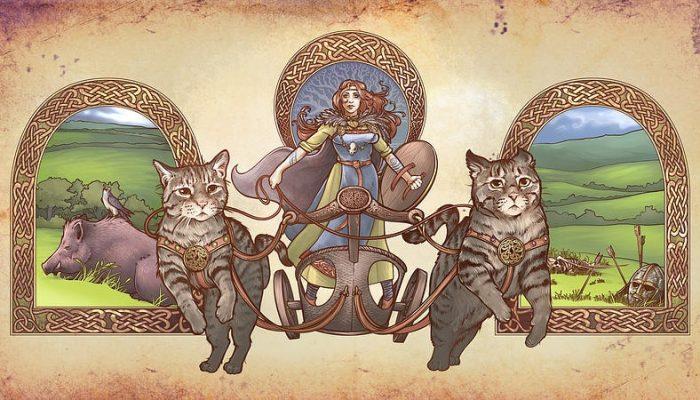 Freyja