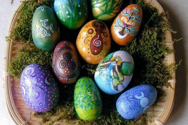 Huevos de ostara